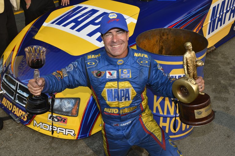 Capps win at Sonoma
