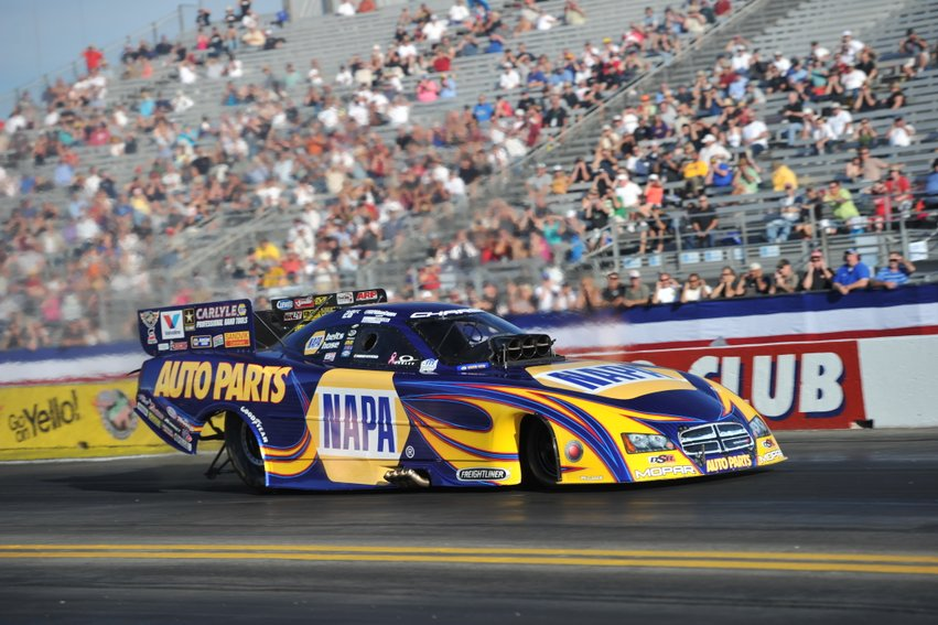 NAPA Racing NHRA Mello Yello Series 2013 Drag Racing Funny Car Pomona