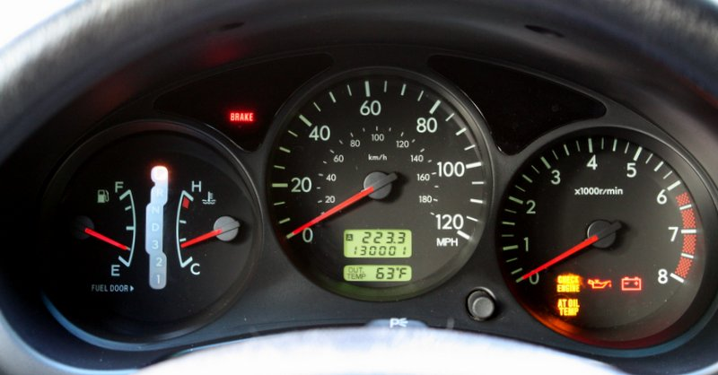 Auto Engine Gauges : Know your dashboard lights and gauges