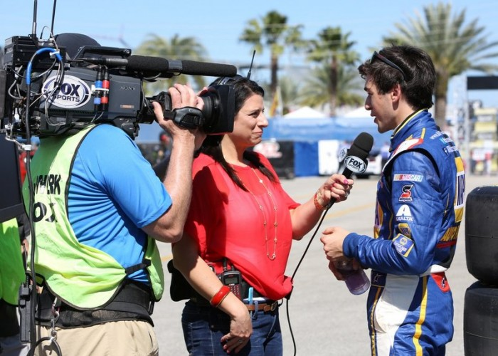 Chase Elliott, NAPA Chevrolet, Nationwide Series, Daytona, FOX Sports
