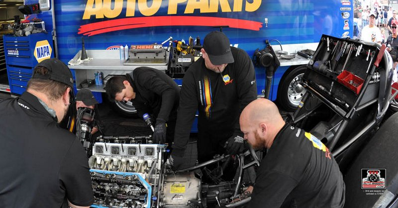 Ron Capps Ready To Move On From Sunday S First Round Loss