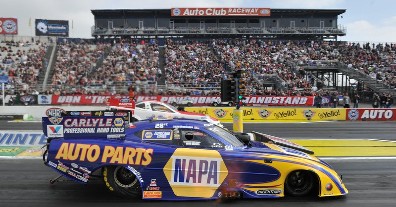 Ron Capps launch
