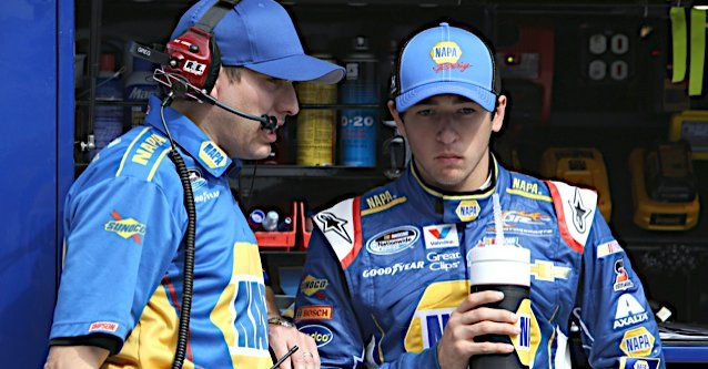 Chase Elliott, NAPA Auto Parts, NASCAR, Nationwide Series