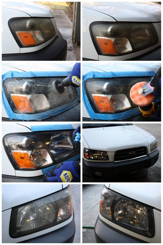 3m Headlight Restoration Kit Proves Quick Effective