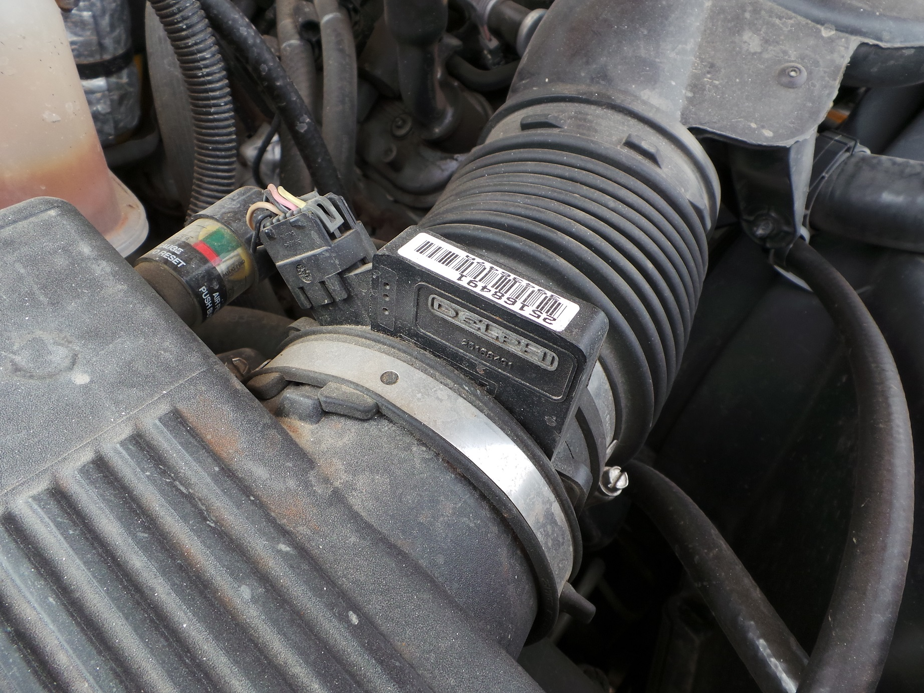 how to clean the throttle body on a 1983 cadillac