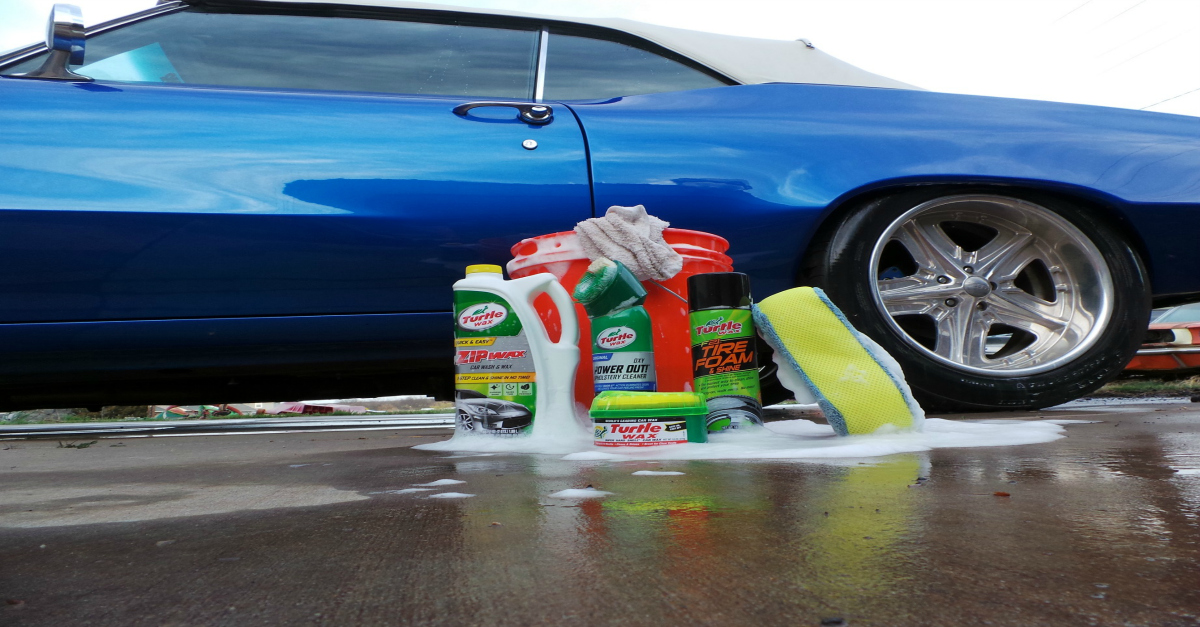 Turtle Wax Spring Cleaning: How to Wash Your Car