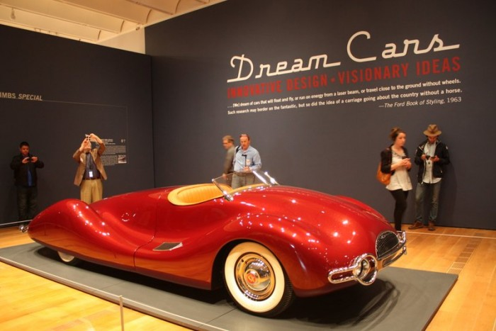 1947 Norman Timbs Special Dream Cars High Museum - NAPA Know How Blog
