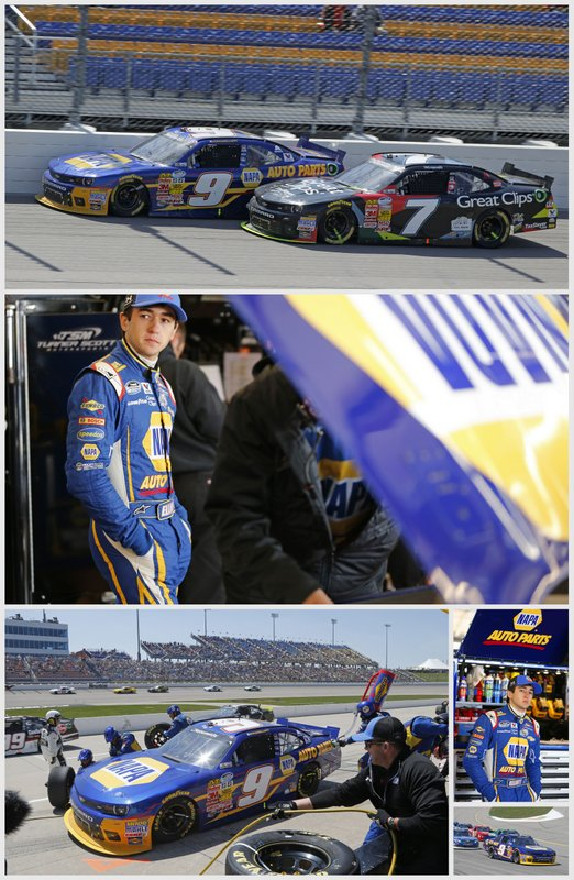 Iowa, Speedway, NASCAR, Chase Elliott, NAPA AUTO PARTS, Nationwide Series