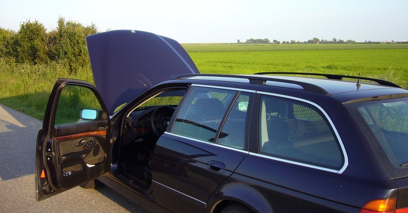 Summer Emergency Car Kit roadside breakdown