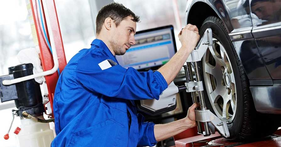 proper wheel alignment fuel economy - NAPA Know How Blog