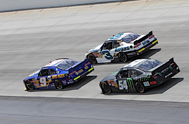 Chase Elliott Nationwide Series Dover International Speedway 2014 racing