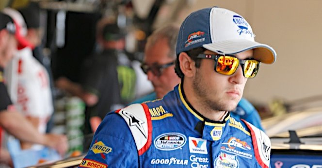 Chase Elliott to be NASCAR In-Race Reporter at Indy