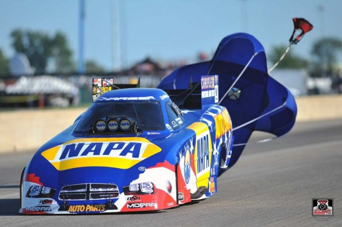 2014 NHRA Nationals Norwalk