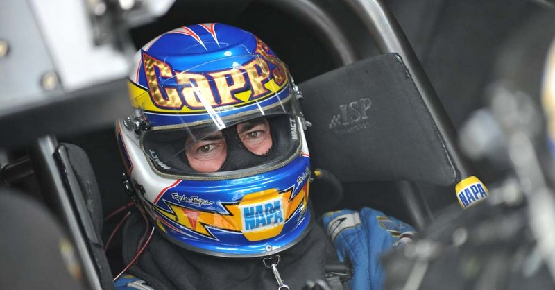 Capps Ready for Start of NHRA Western Swing
