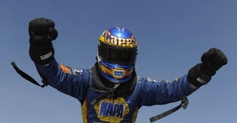 Capps Enjoys Family Time Ahead of NHRA Sonoma Nationals