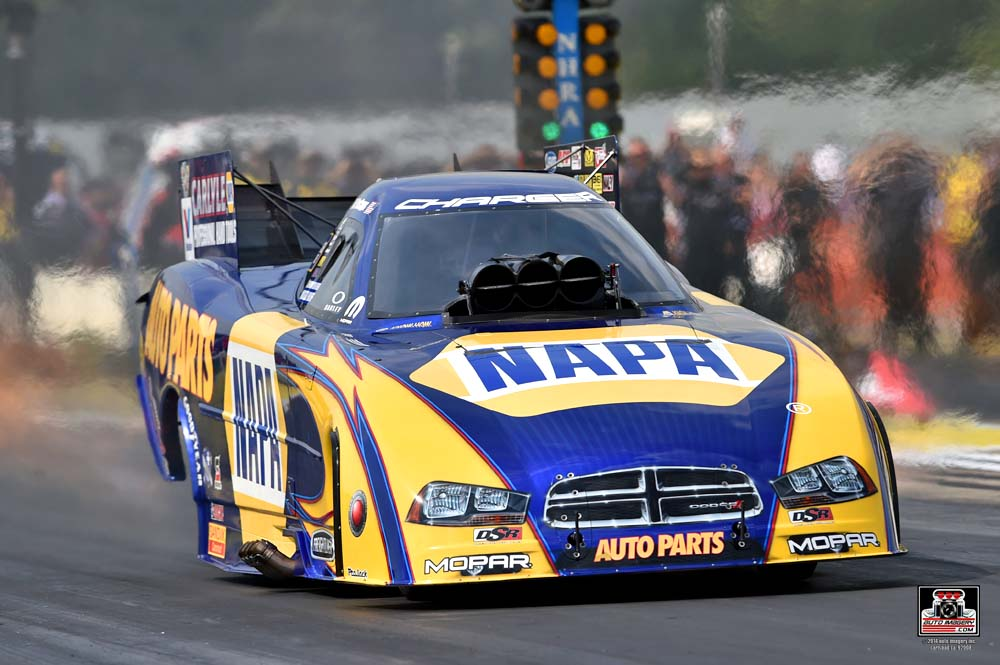 Capps, NAPA Dodge team looking for first U.S. Nationals title