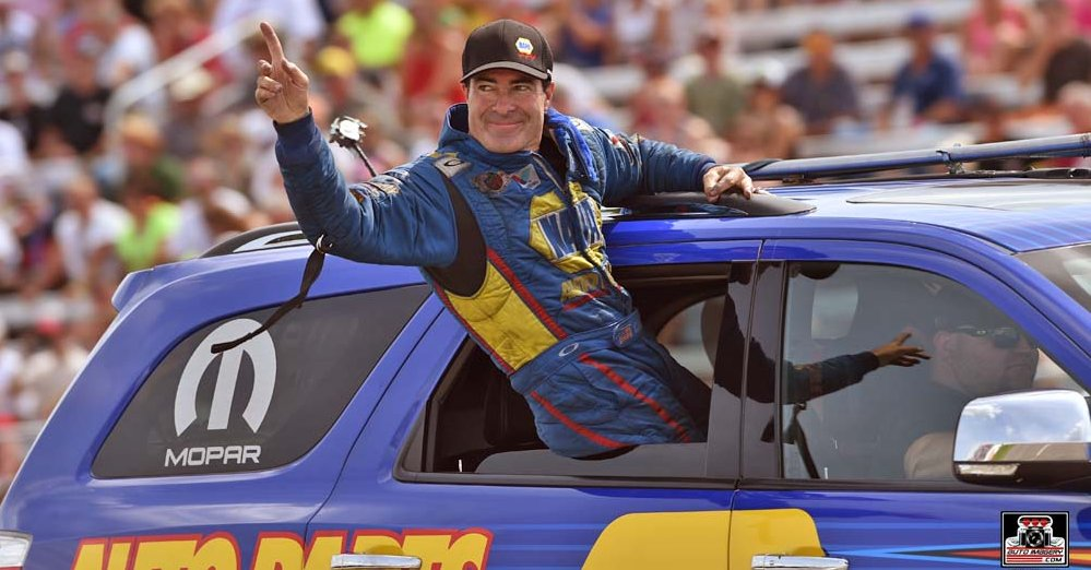 Ron Capps fans Brainerd 2014 - NAPA Know How Blog