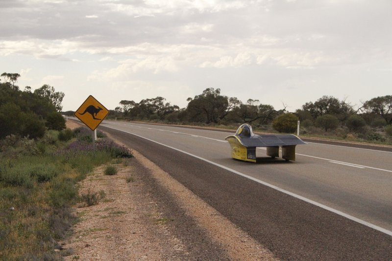 UM Solar Car World Solar Challenge Australia NAPA Know How