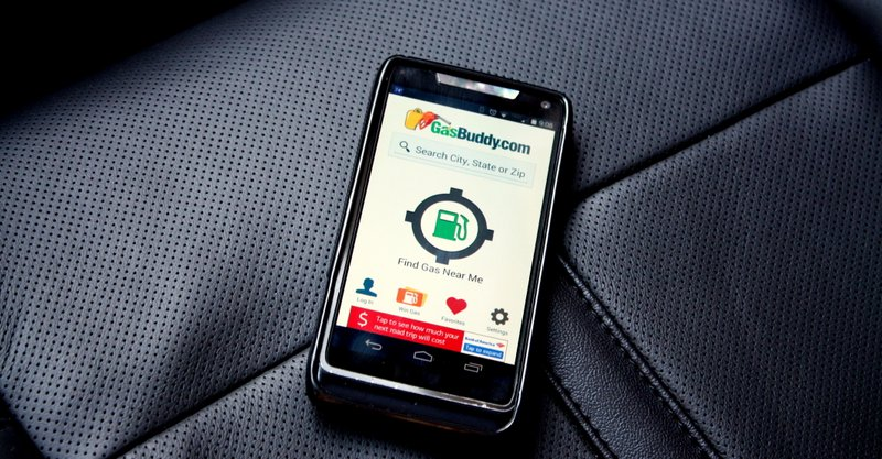 best driving apps GasBuddy