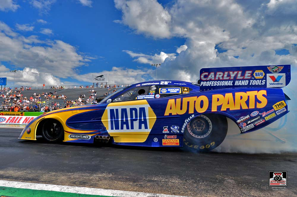 Ron Capps heads to St. Louis ready to stay in championship hunt