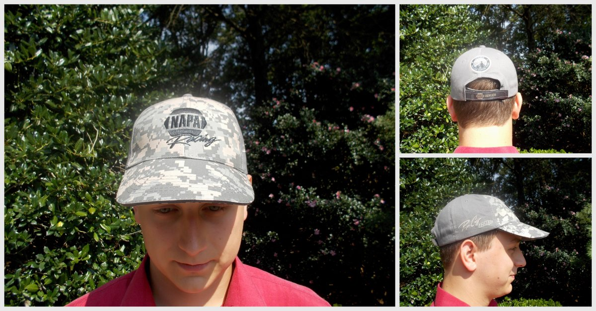 NAPA Racing IFHF free hat promotion - Know How blog