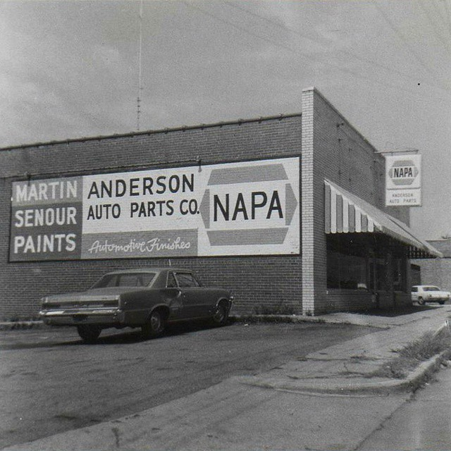 #ConqueringTheJob since 1929. Here's to another 85 years.  #NAPAKnowHow #NAPAAUTOPARTS #vintage #ThowbackThursday #TBT #autoparts #car #truck #cars #trucks #conquerthejob