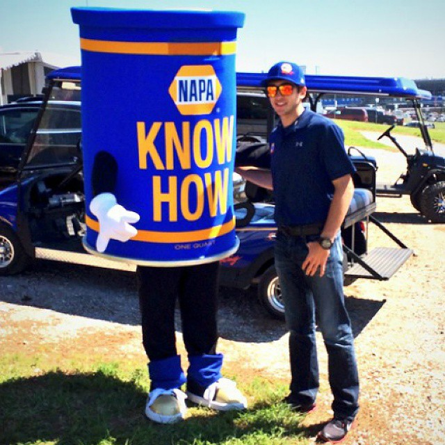 @ChaseElliott9 is bringing his #NAPAKnowHow to tonight's race.  #NAPAKnowHow #NAPAAUTOPARTS #NAPAKnowHowCan #di9 #ChaseElliott #NASCAR #NAPA9 #JRMotorSports