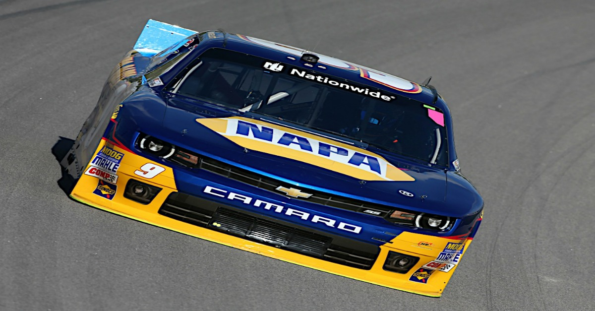 A Dominant Stretch for Chase Elliott and NAPA