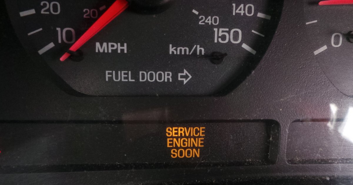 Toyota Camry 2006 Check Engine Light On Reset Oil