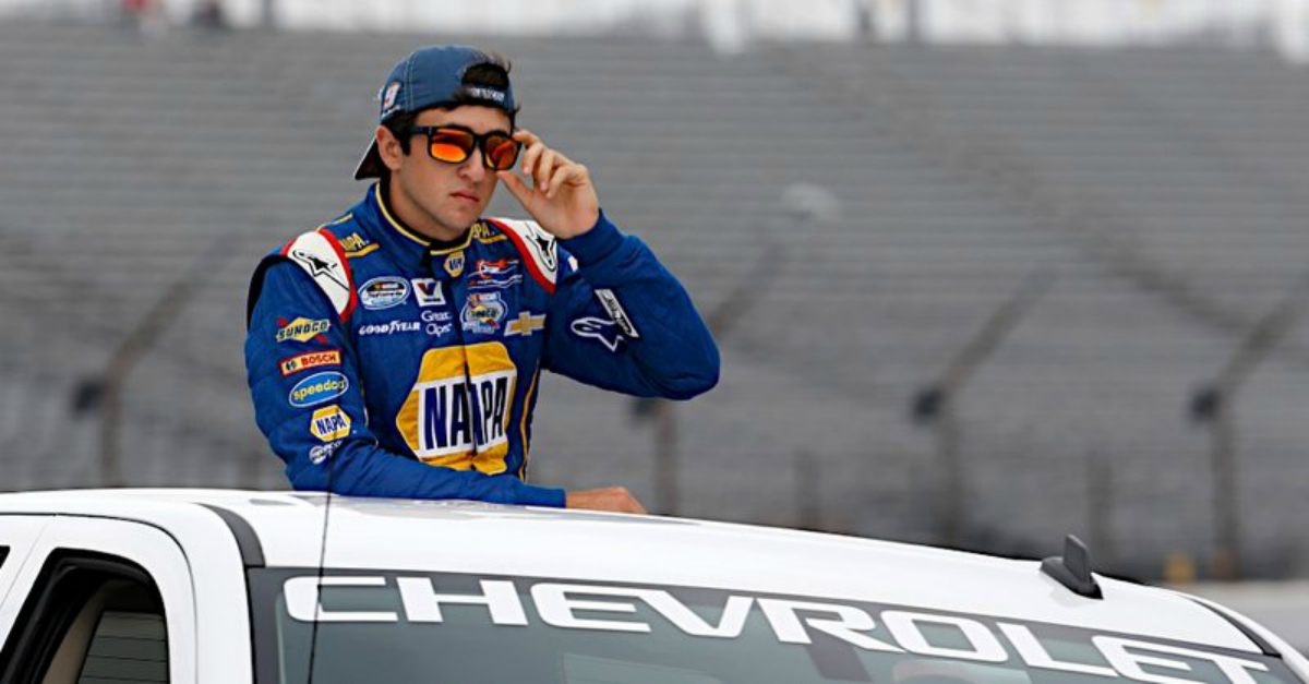 NAPA and Chase Elliott on Brink of First Championship Together