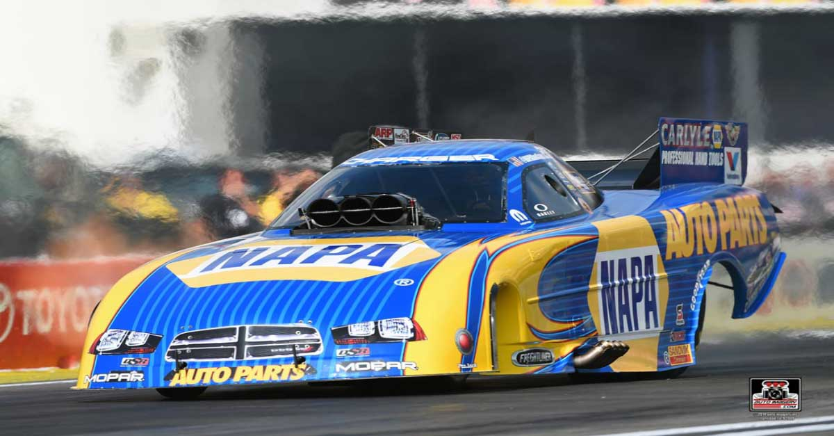 Ron Capps car