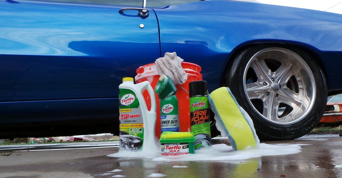 Turtle Wax Spring Cleaning How To Wash Your Car