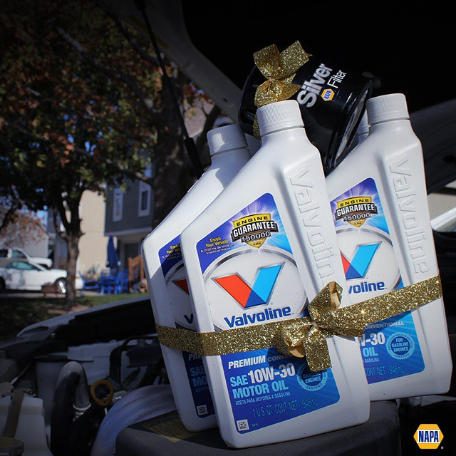 Make your neighbor's car jealous. #ConquerTheJob http://napaau.to/1yy0yyP  #Valvoline #filter #jealous #NAPAKnowHow #NAPAAUTOPARTS
