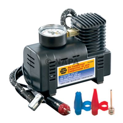 NAPA air compressor 1