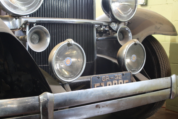 automotive lighting history - 6-volt electric lights - NAPA Know How Blog