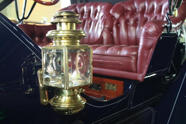 automotive lighting history - oil lamp - NAPA Know How Blog
