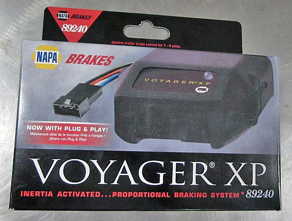 The Voyager Xl Is A Proportional Brake Controller It Plug And Play But