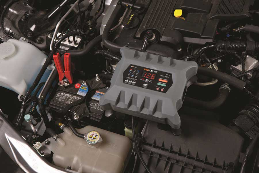 Long-term storage or even a couple of days in frigid temperatures can weaken a batteries charge. A trickle charger like this one from NAPA can stabilize your battery's power.