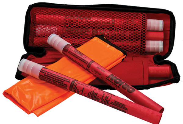 best automotive gifts emergency flare kit car truck NAPA AUTO PARTS