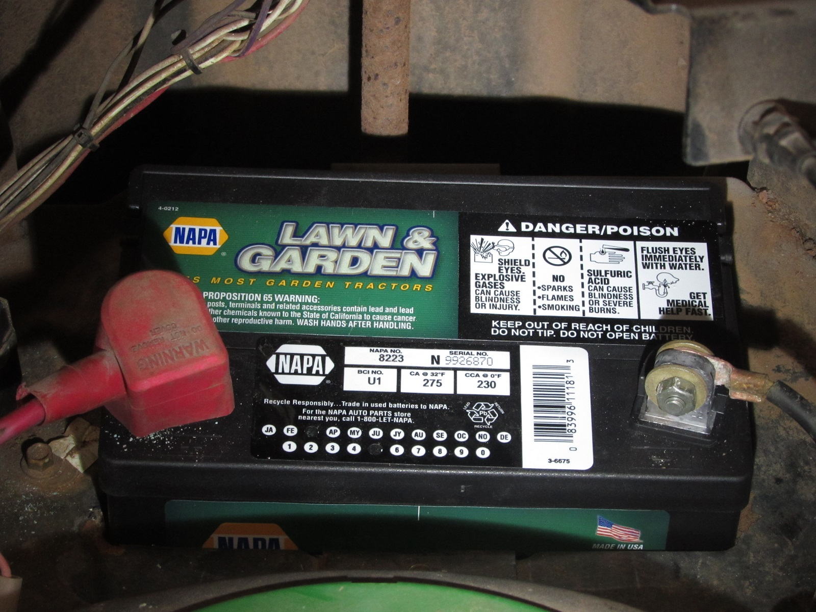 Know How Notes Six Lawn Mower Battery Tips
