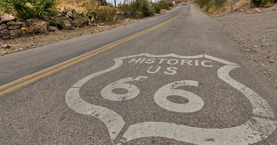 Ruta 66, Route 66 by Vicente Villamón on Flickr