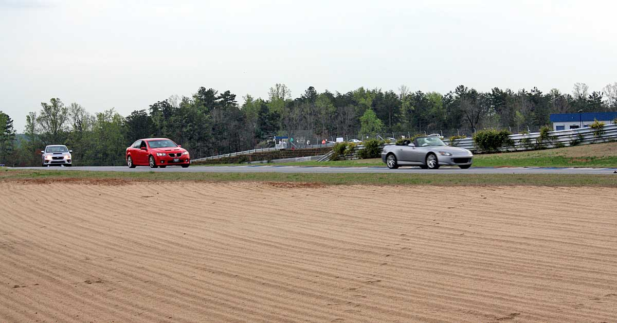 Drive Your Car On A Racetrack No Experience Required