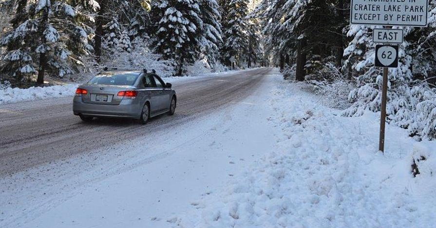 Driving in the snow - All Weather Versus Snow Tires