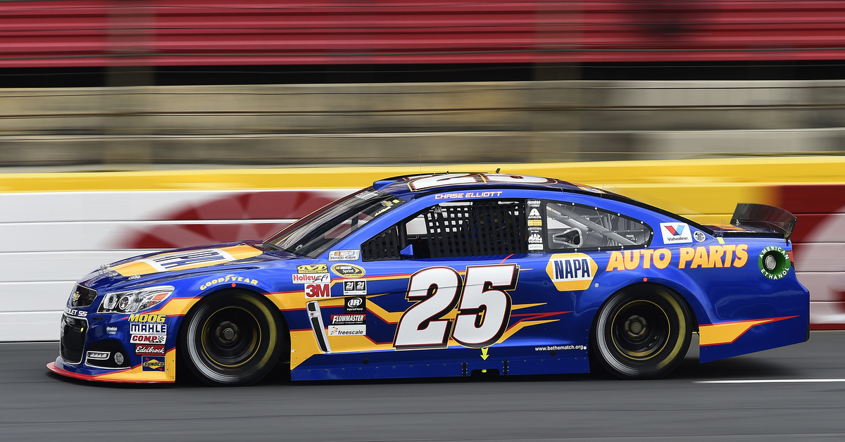 Chase Elliott To Race Sprint Cup And Xfinity Series At Charlotte