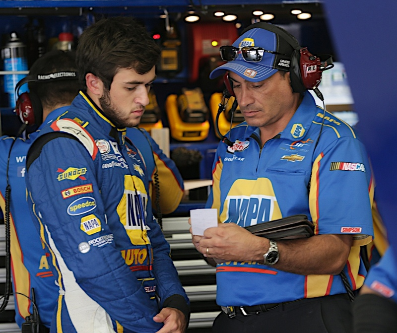 July 17, 2015: Chase Elliott during practice at New Hampshire Motor Speedway in Loudon, NH. (HHP/Harold Hinson)