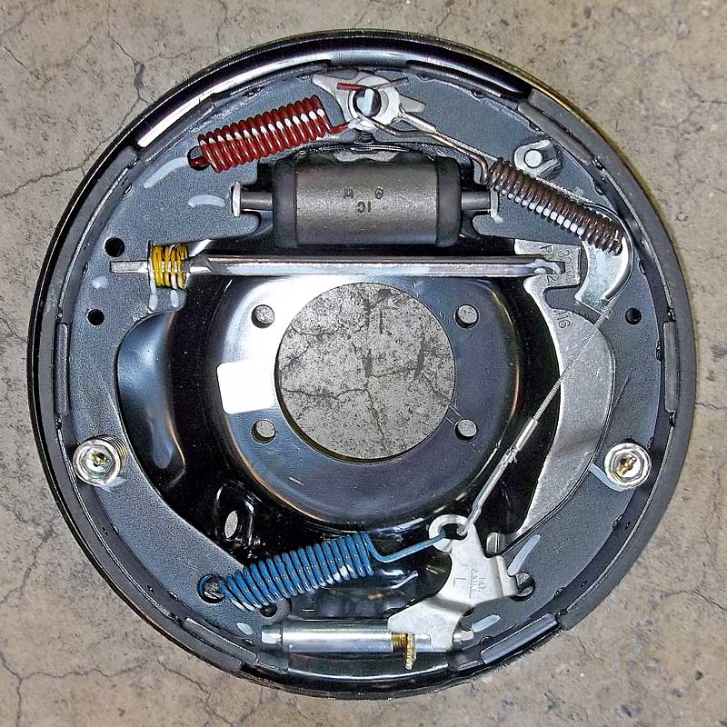 Know How Then Amp Now How Drum Brakes Work Napa Know How Blog