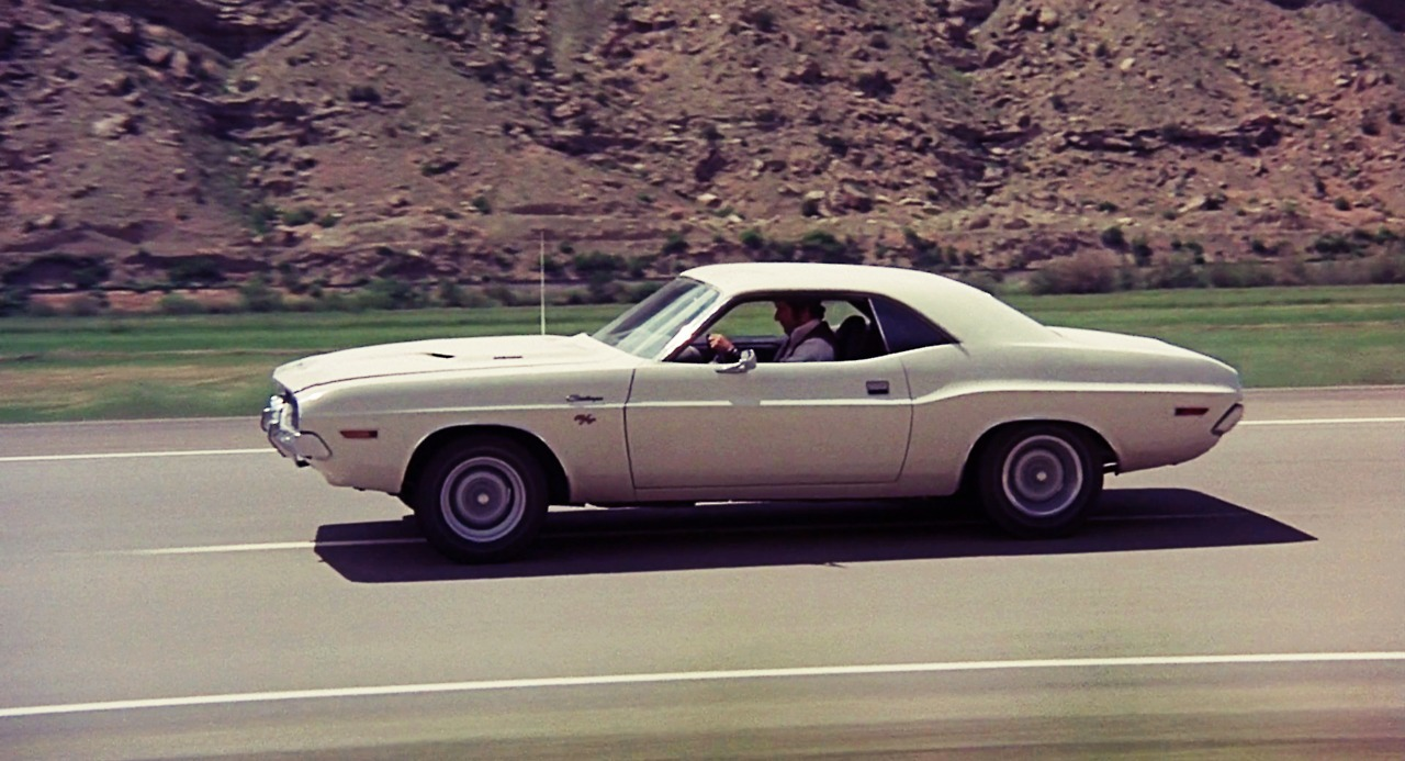 Vanishing Point, one of The 5 Best Chase Scenes Ever Filmed