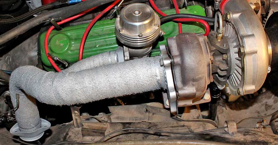 Exhaust Heat Wrap >> How To Install Exhaust Heat Wrap Napa Know How Blog