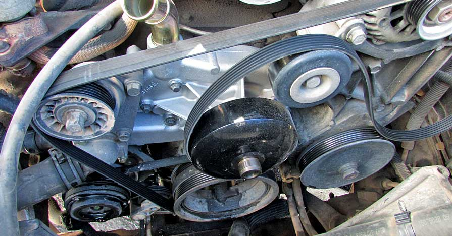 Know How Notes - How to Change a Serpentine Belt