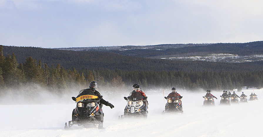 Signs Your Snowmobile Track Needs To Be Replaced